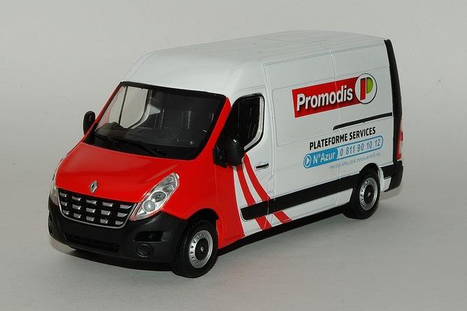 Renault master promodis 2011