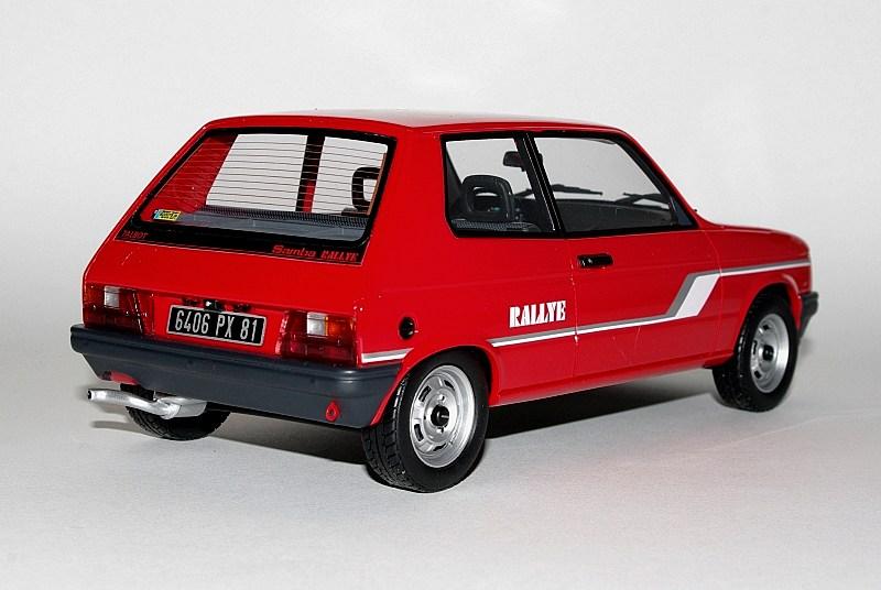 Talbot samba rallye 2