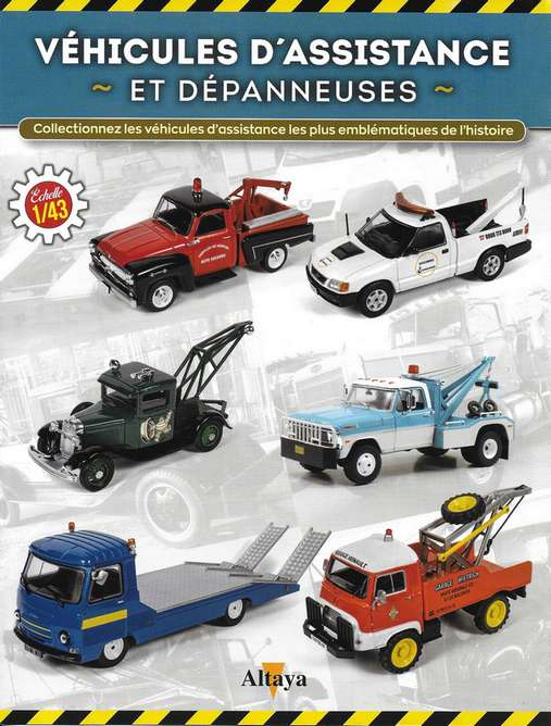 Vehicules d assistance et depanneuse