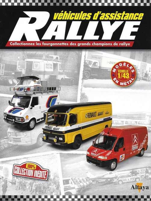 Vehicules d assistance rallye