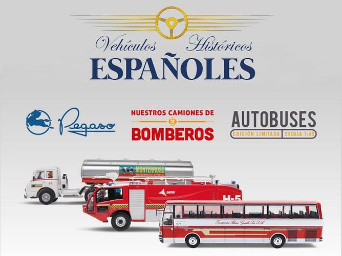 Vehiculos histoicos espanoles